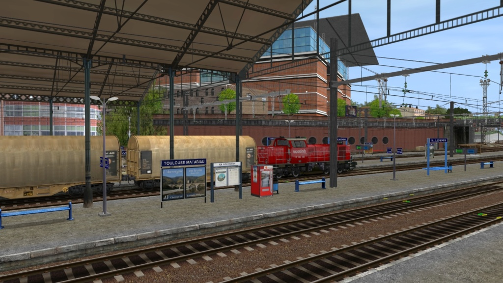 Locomotives Vossloh Girau156