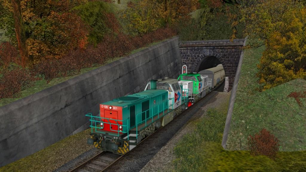 Locomotives Vossloh Girau180