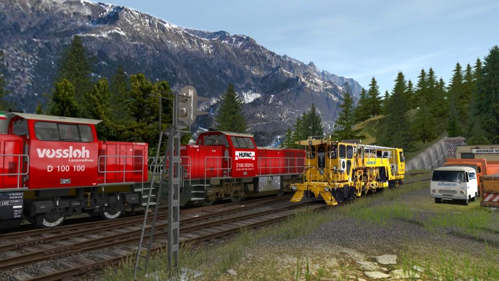 Locomotives Vossloh Girau181