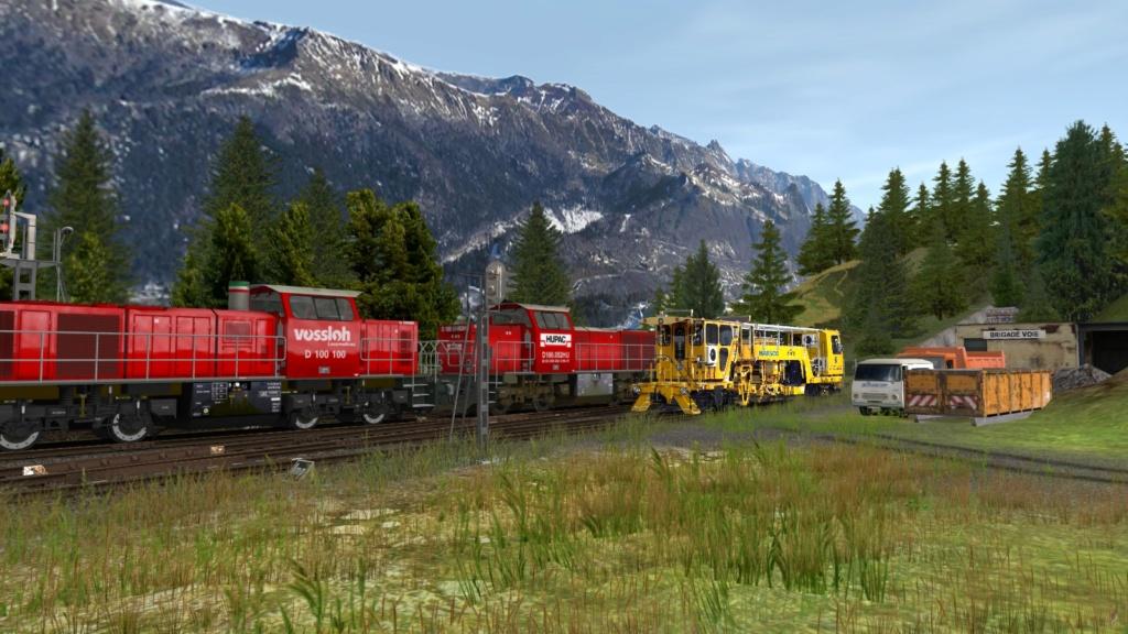 Locomotives Vossloh Girau183