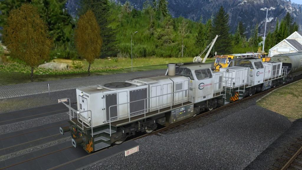 Locomotives Vossloh Girau192