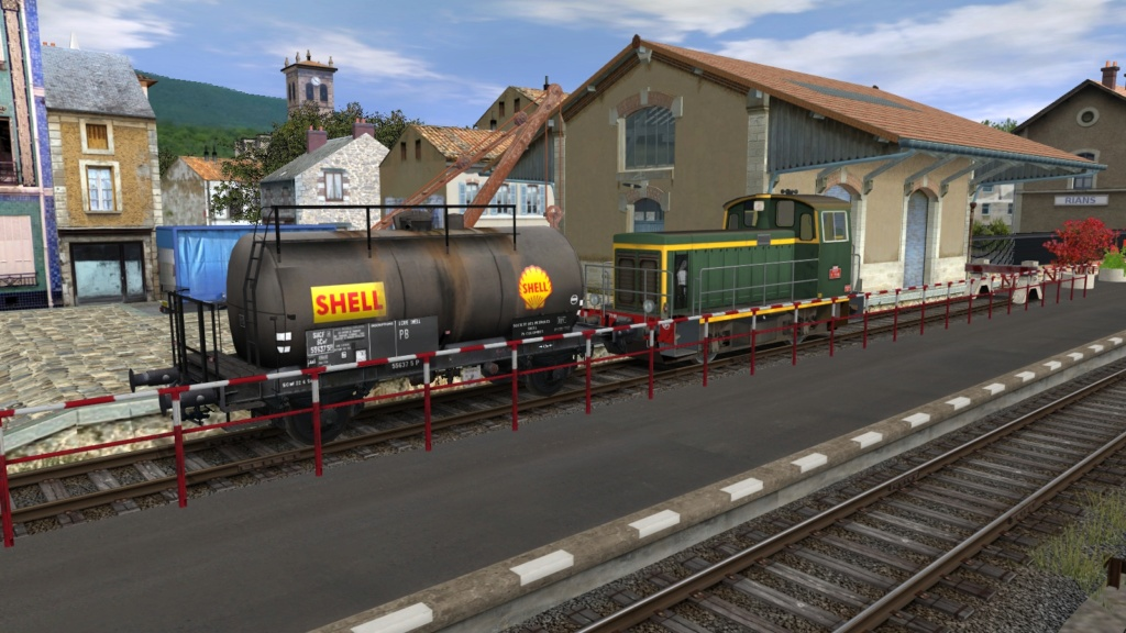 Wagons divers Girau224