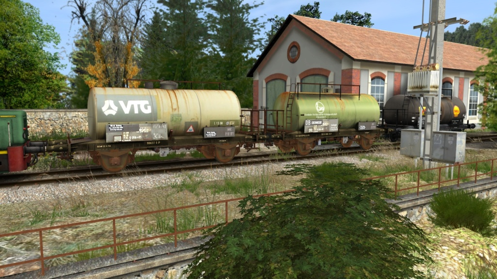 Wagons divers Girau241