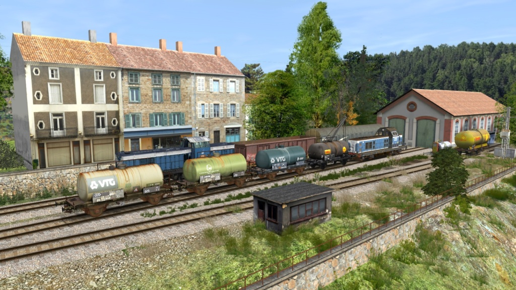 Wagons divers Girau242