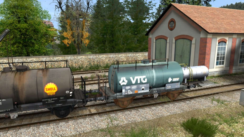 Wagons divers Girau243