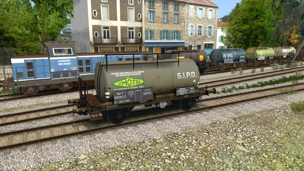 Wagons divers Girau251