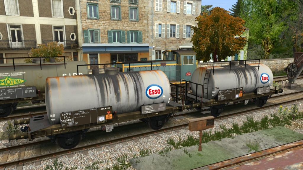 Wagons divers Girau268