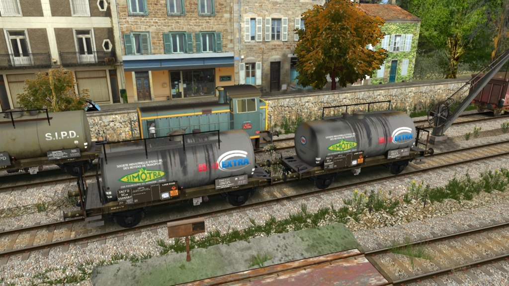 Wagons divers Girau269