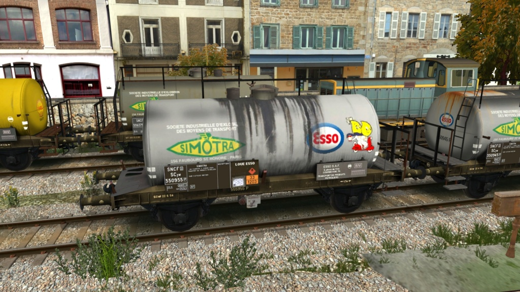 Wagons divers Girau270