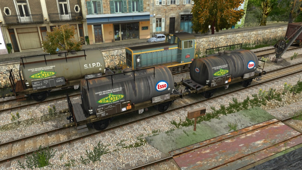 Wagons divers Girau271