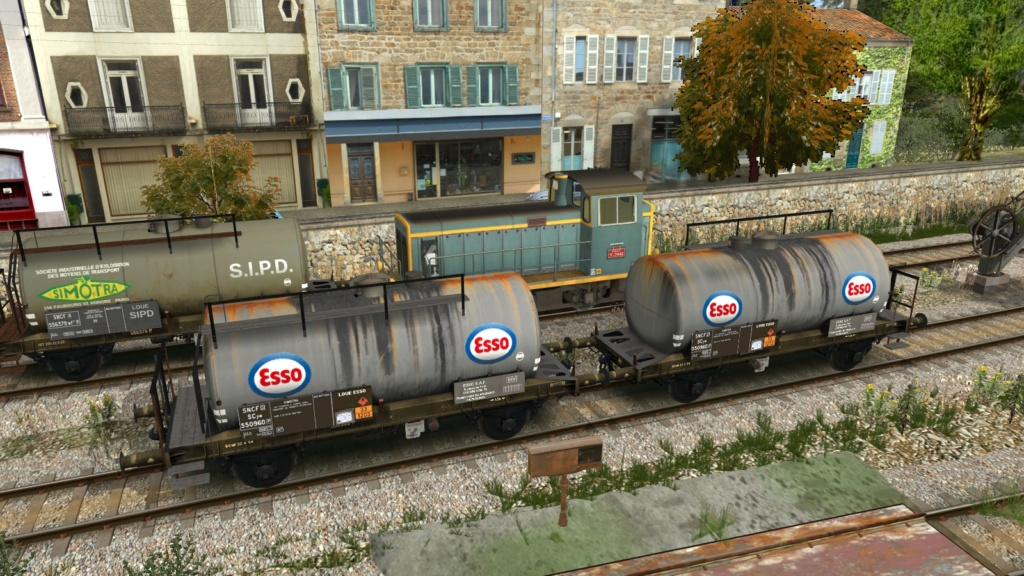 Wagons divers Girau272