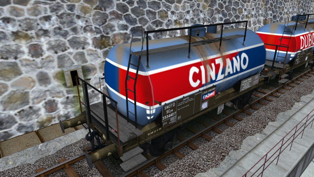 Wagons divers Girau429