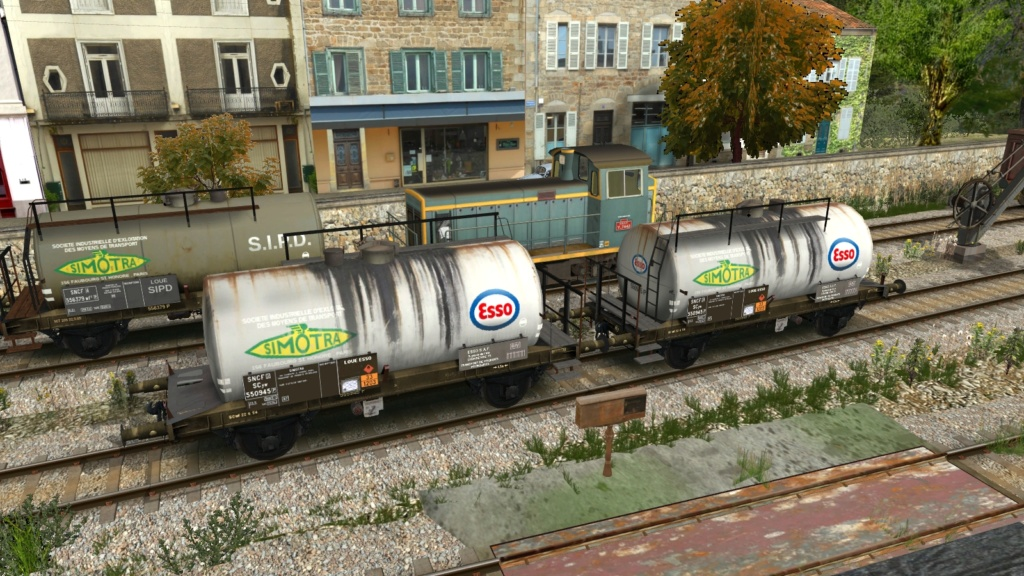 Wagons divers Girau434
