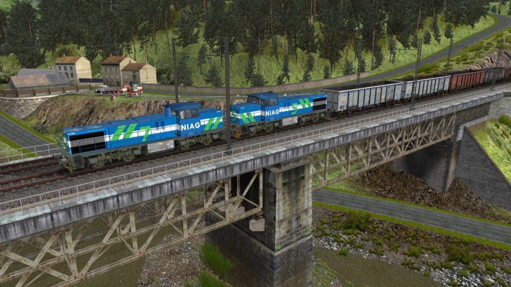 Locomotives Vossloh Girau508
