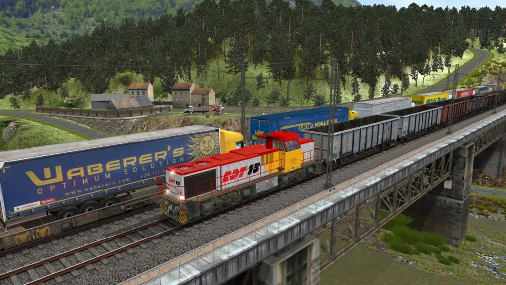 Locomotives Vossloh Girau510