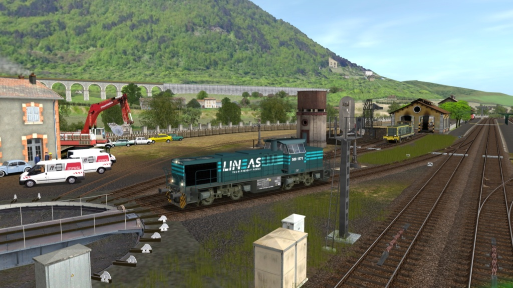 Locomotives Vossloh Girau515