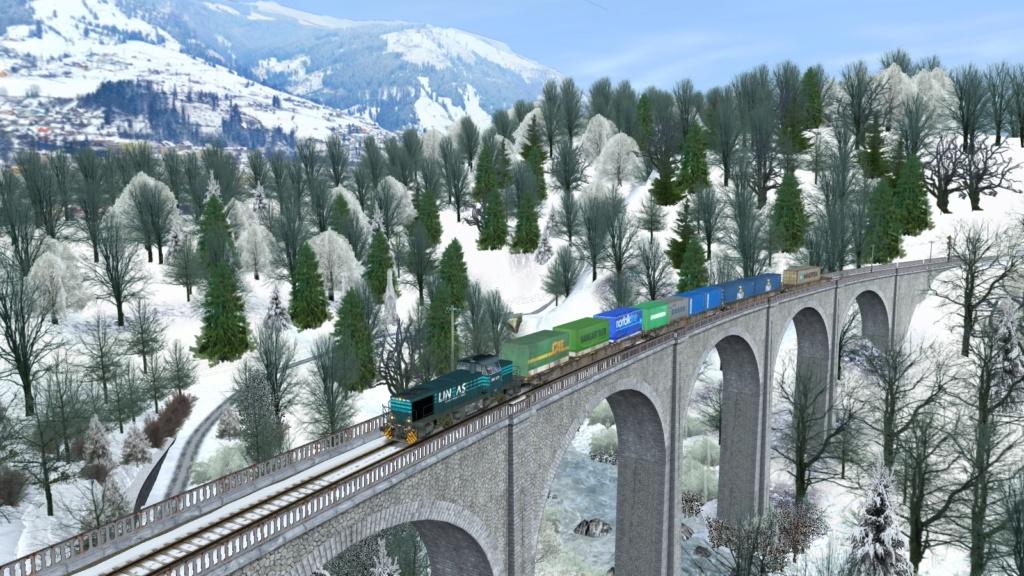 Locomotives Vossloh Girau516