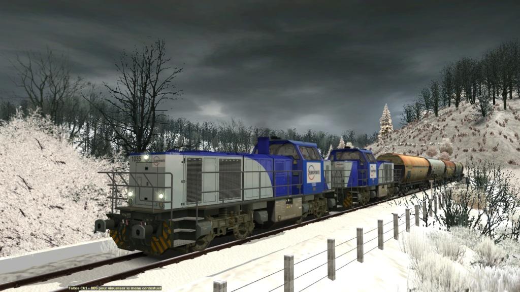 Locomotives Vossloh Giraud82