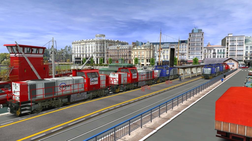 Locomotives Vossloh Giraud89