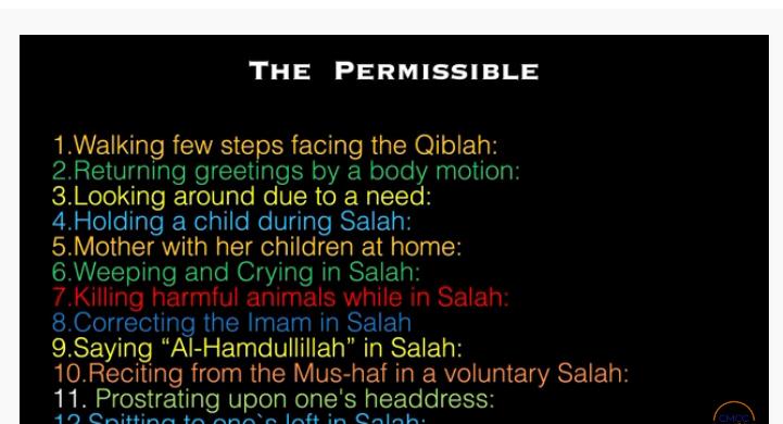 Pray the Prophet`s (Sallallahu Alayhi wa Sallam) Way 16-110