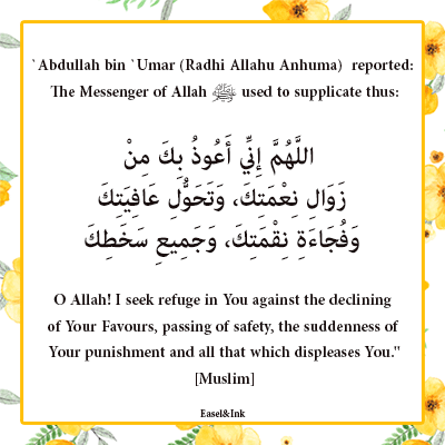 The Coronavirus - an Islamic Perspective Dua-su11