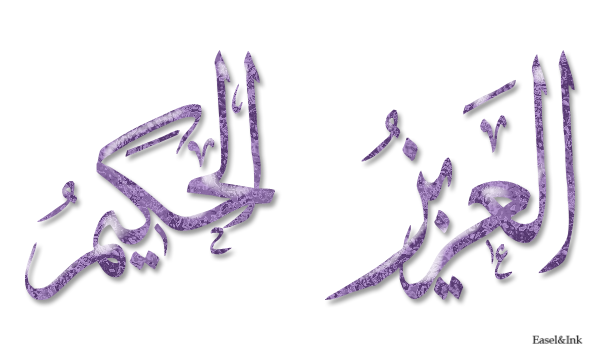 Gems Of The Heart - Shaikh Ibrahim Zidan - Page 4 Names010