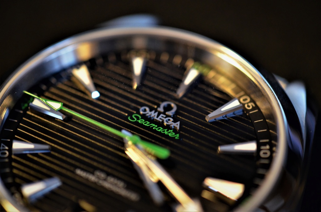seamaster - [Vends] Omega Seamaster Aqua Terra Golf Black Dsc_0011