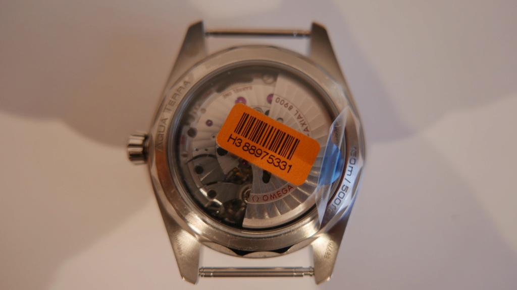 seamaster - [Vends] Omega Seamaster Aqua Terra Golf Black L1040311