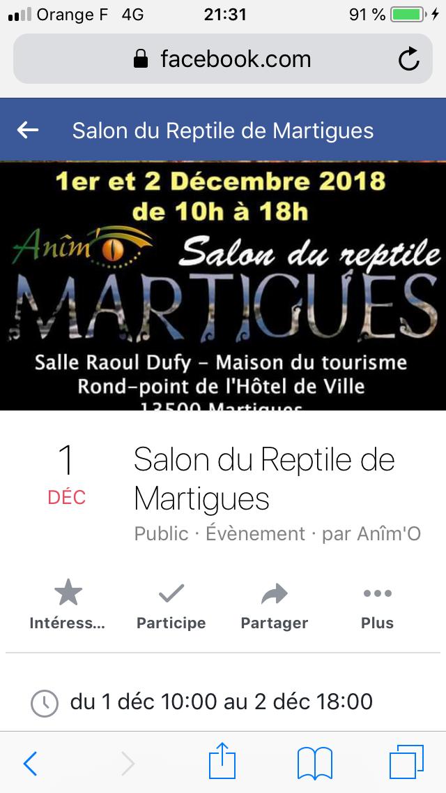 Salon du reptile Martigues 1 et 2 décembre 2018 E822a610