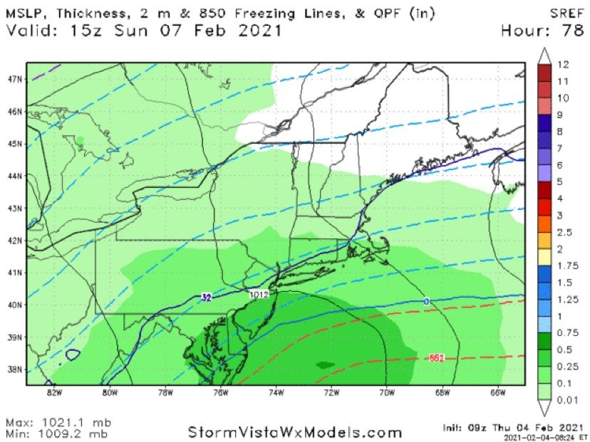Possible Winter Storm - Super Bowl Sunday - Page 5 28366810