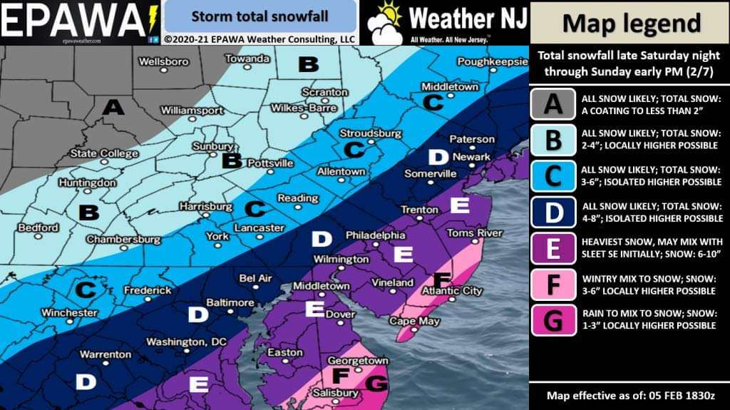Possible Winter Storm - Super Bowl Sunday - Page 11 Receiv10
