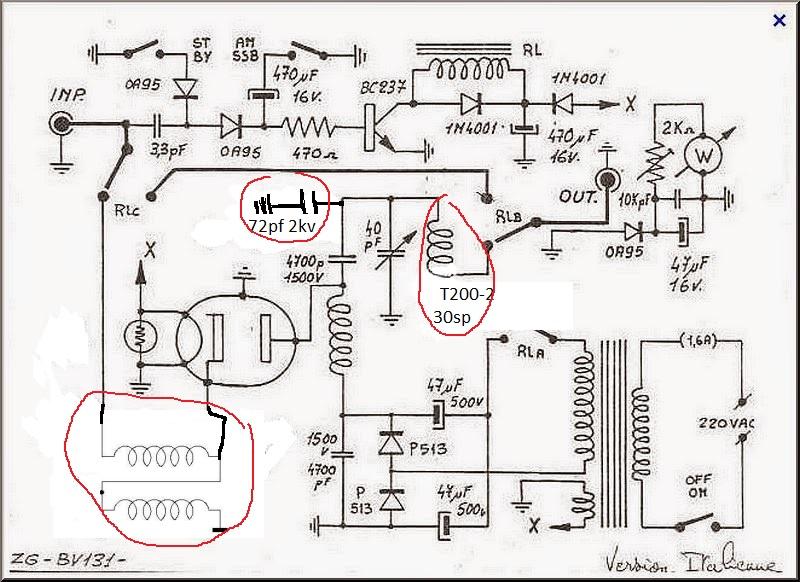Zetagi BV131 : Modification pour le 7 MHz Bv_13111