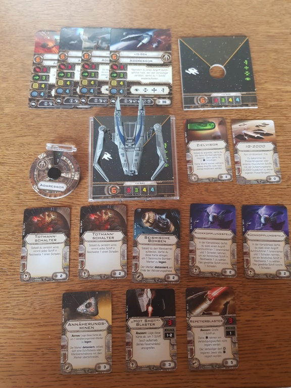 [Biete] Imperium, Scum & Rebellen Schiffe - Update 20180711