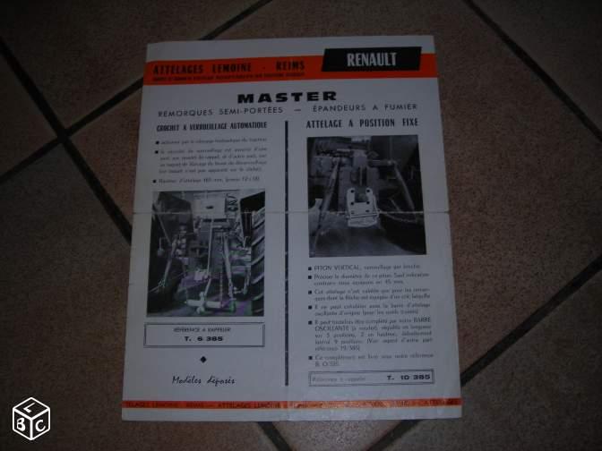 Accessoire Renault Master F3d65010