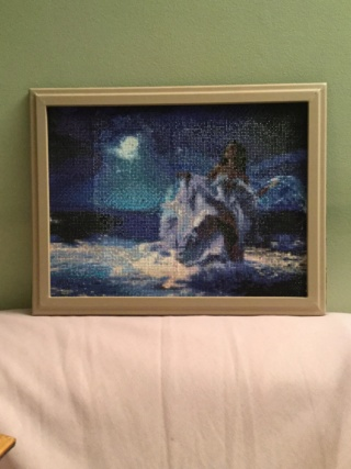Mes Diamond Painting terminés 37076610