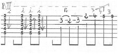Tablature Candela de Manolo Sanlucar. Cande10