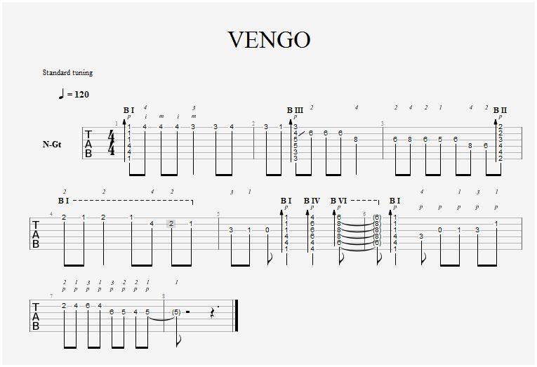 [ Franky Joe Texier ] Tutoriel vidéo guitare flamenco rumba - Rumba Flamenca Intro_10