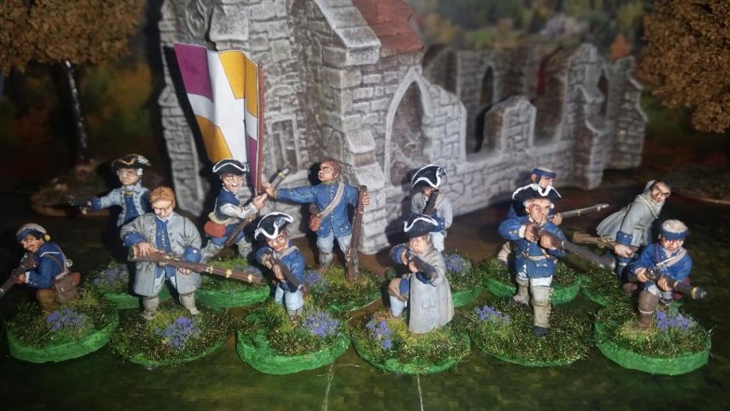 2 nouveaux régiments pour notre armée Française pour les FIW 20190523
