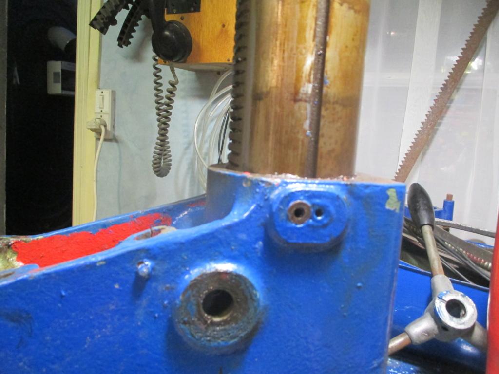Avancement de la restauration de ma PAC Sydéric K19 (le plein de photos) Img_5010