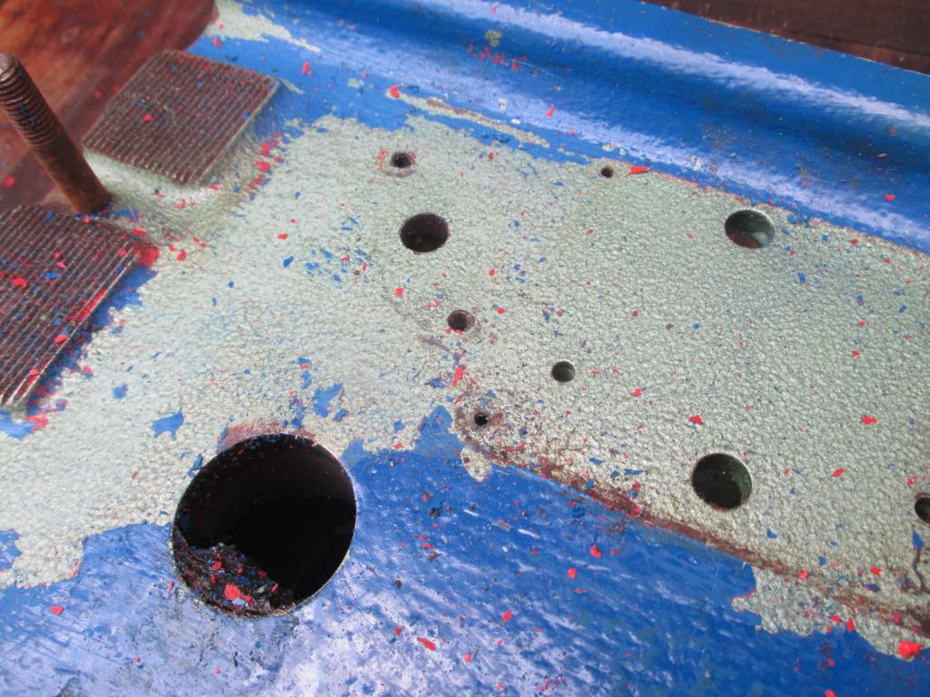 perceuse sydéric S20 nouvelle arrivé dans l'atelier  Img_5014