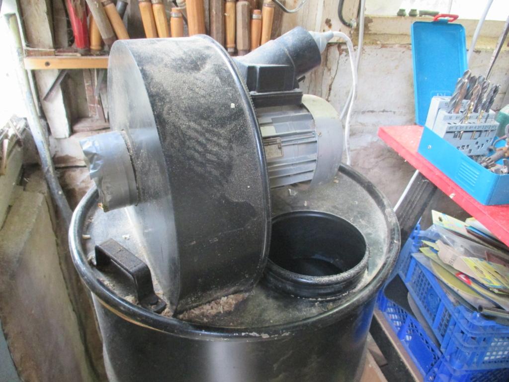 aspirateur copeaux solo 5 technirem Img_5311