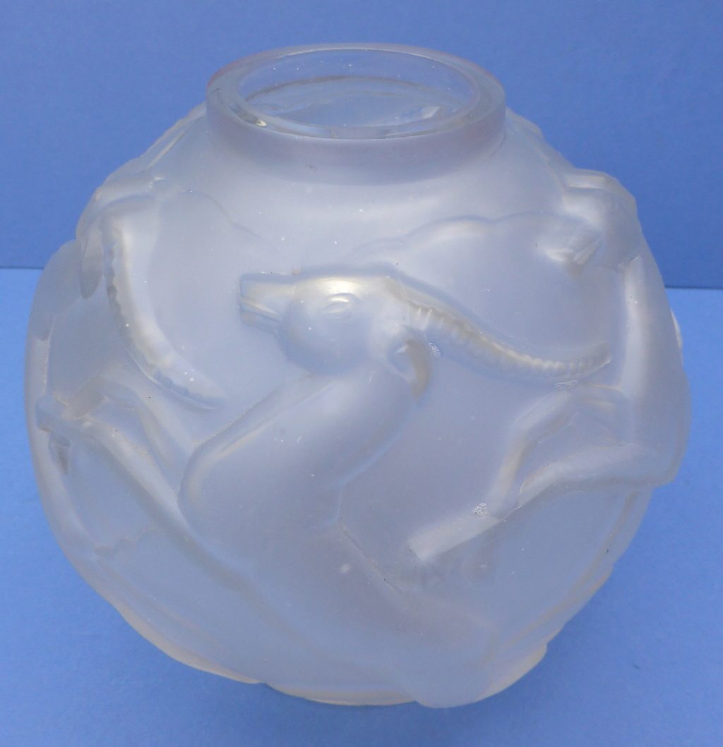 Art Deco French Vase  P1650811
