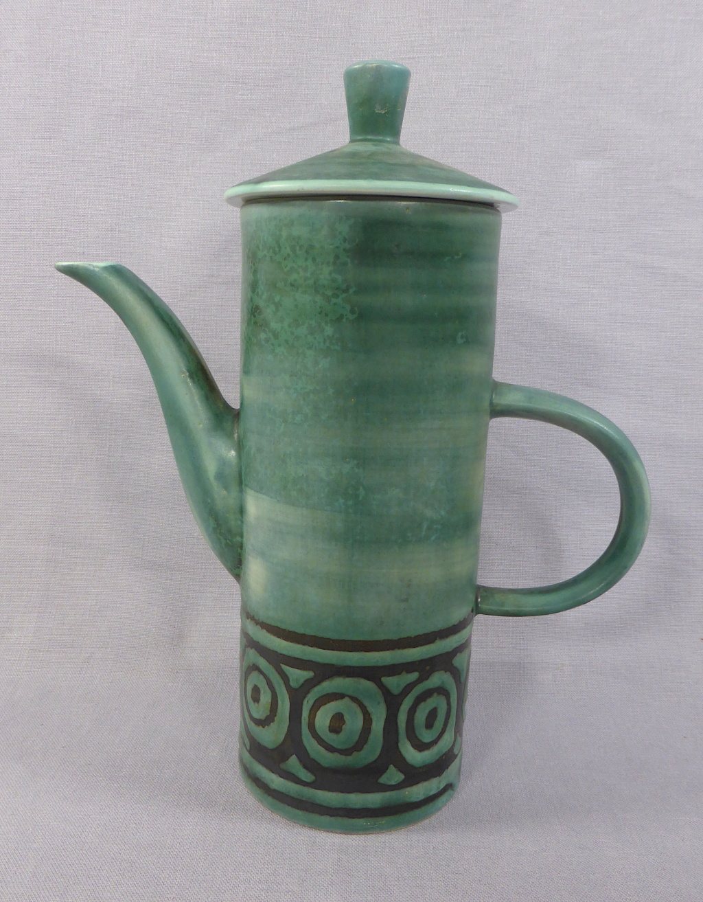 1970s Coffee Pot by Cinque Ports Rye  P1650918