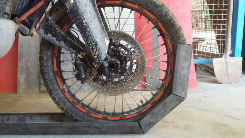 Porte-moto sur U1300L 20181216