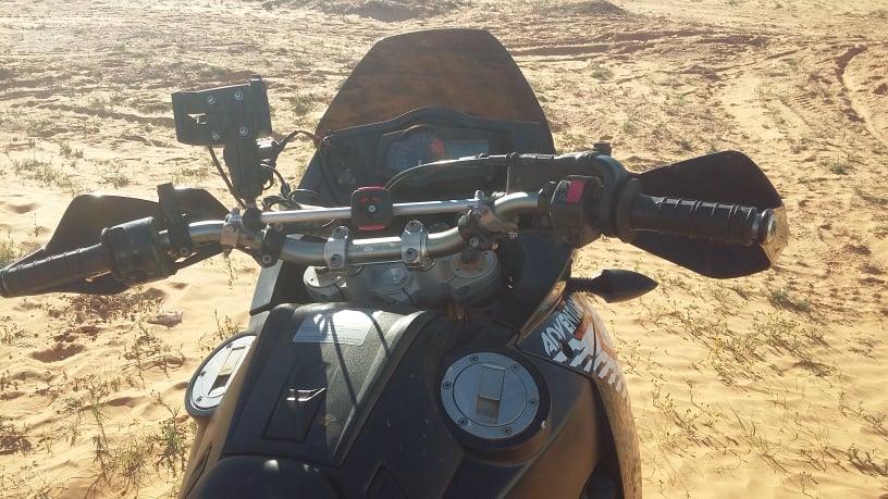 Porte-moto sur U1300L 51632711
