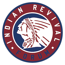 FORUM INDIAN REVIVAL - 100% INDIAN MOTORCYCLE _logo-10