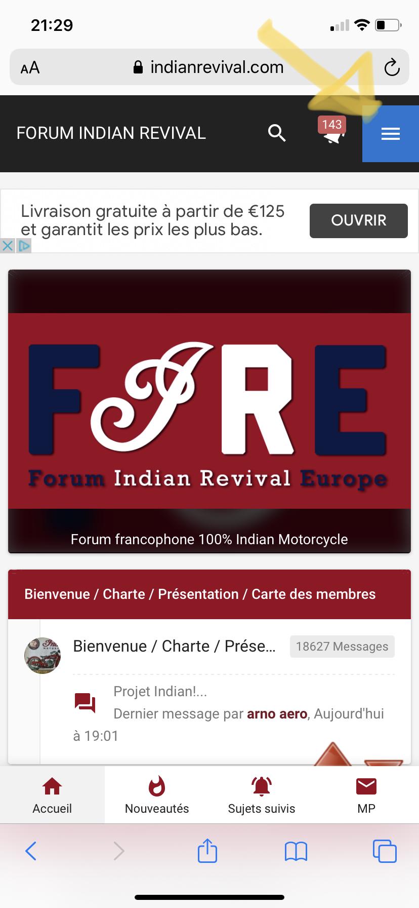 Forum sur smartphone en version web E00c4910