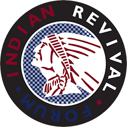 Un indien en Indian Logo-r11