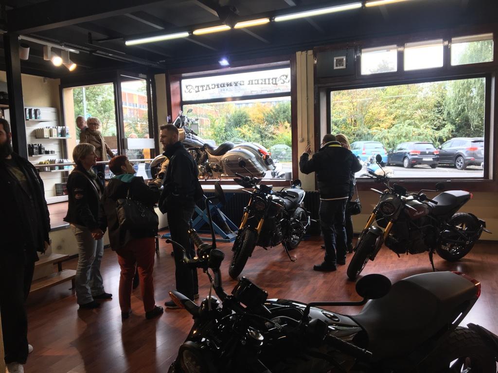 Biker Syndicate - Lausanne Unadj103