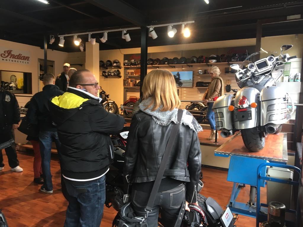 Biker Syndicate - Lausanne Unadj106
